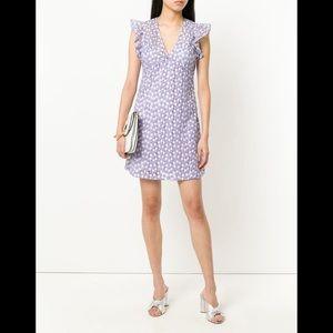 💜 NWT Michael Kors Floral Dress